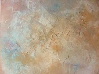 Technique mixte sur toile - 40x60cm
